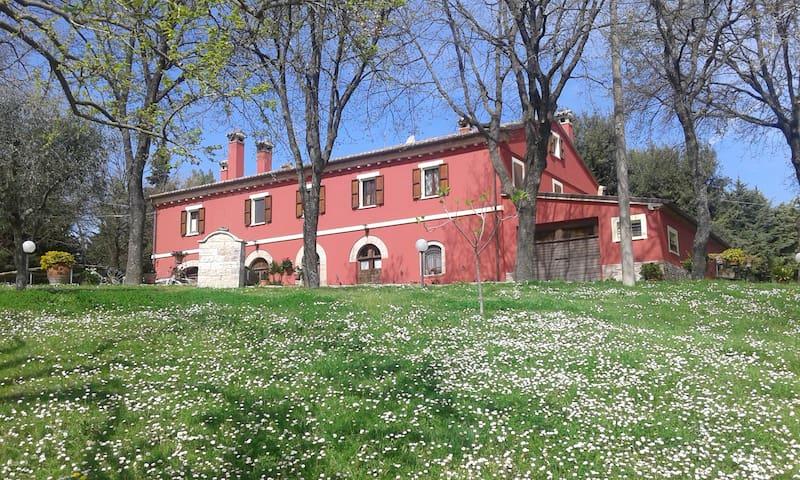Casa vacanza La Meridiana-Marche- Fano Urbino PU-