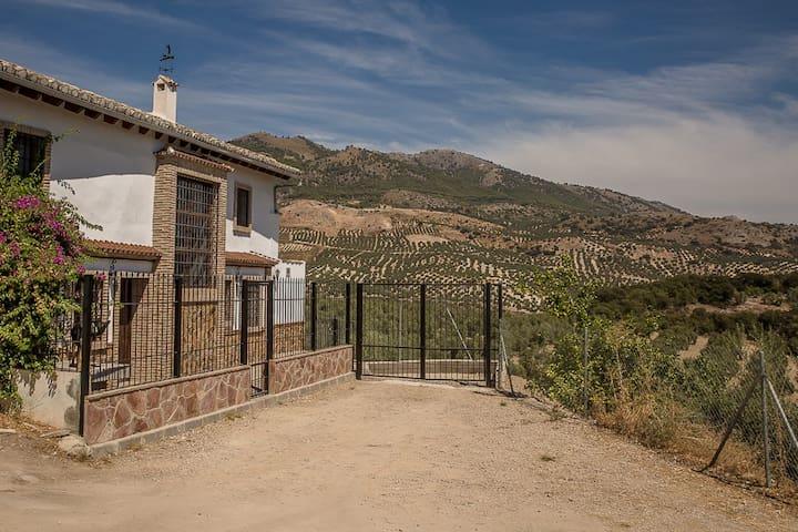 """Alojamiento Rural """"Fuente de la Gitana"""""""