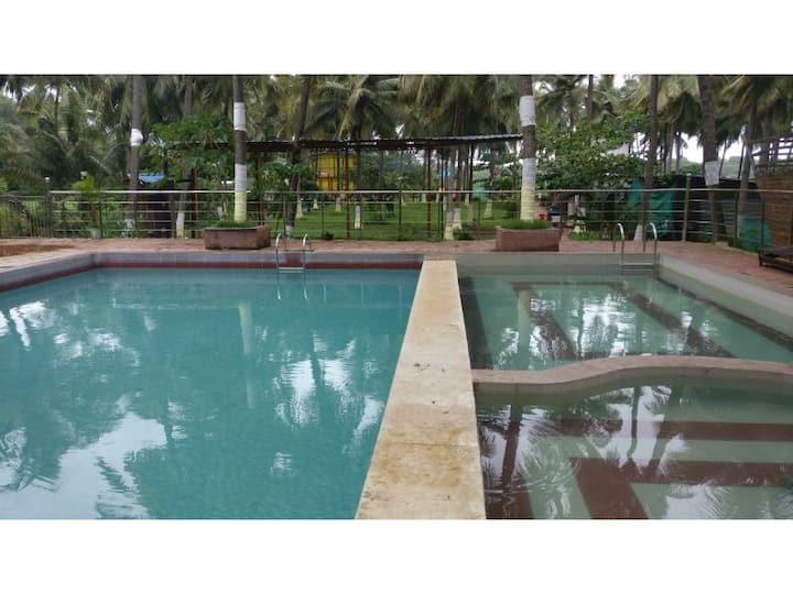 Boat Room at A Coconut Valley Resort