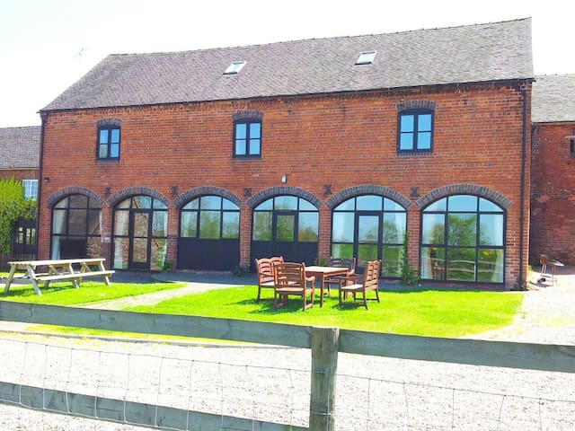 Offley Grove Farm - The Granary  - Barn conversion