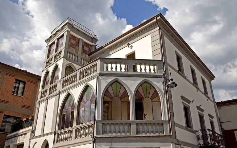 Suite Villa Garibaldi Blu - Bettolle