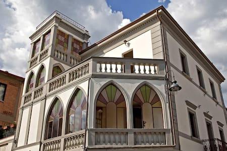 Suite Villa Garibaldi Blu - Bettolle - Huvila