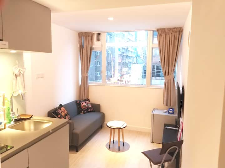 ⭐20% OFF! LONG TERM ONLY C-2 BR 4GUEST MONGKOK 旺角⭐