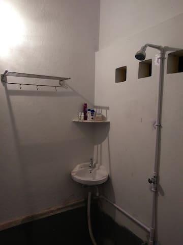 First Floor Wash Room