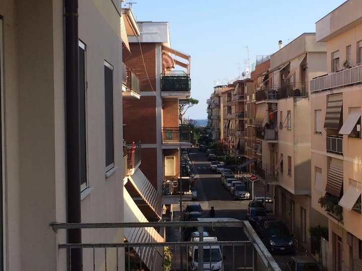 Appartamento vicino al mare a Terracina