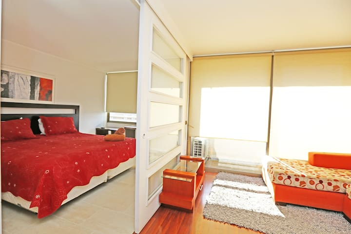 Fully Furnished Apartment with A/C Bellas Artes 10