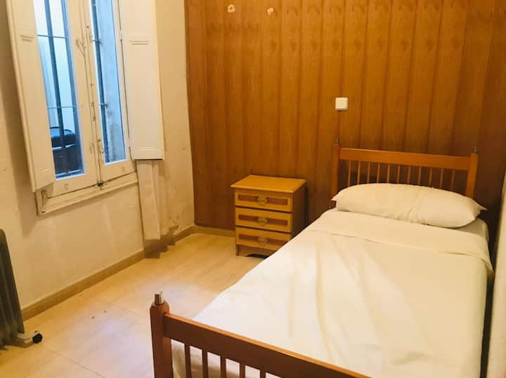 Habitación privada en Chamberí, Madrid