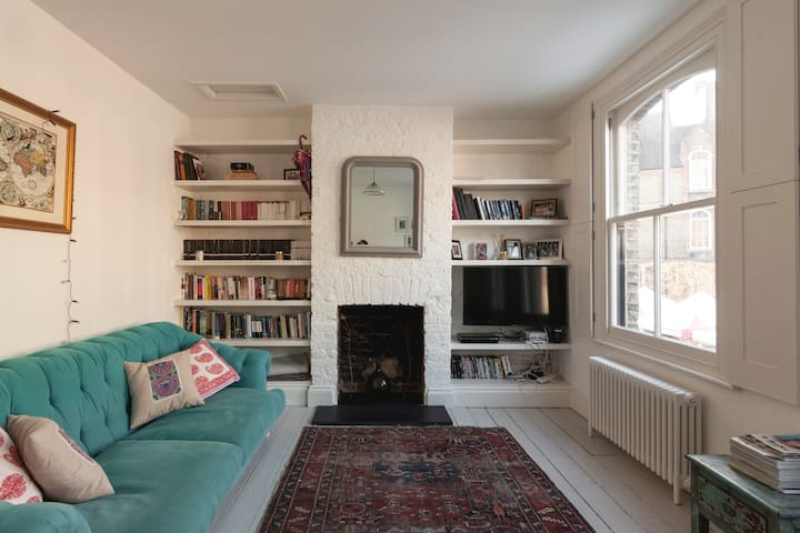 Stylish house in East London