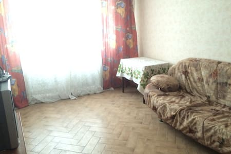 Сдаю 1к.кв.в Ногинске с мебелью и бытов.техникой - Noginsk - Huoneisto
