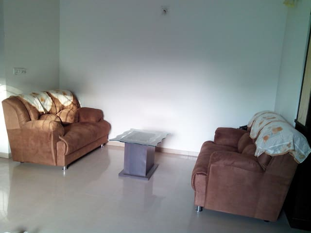 Two Bedroom Apartment with all facilities.