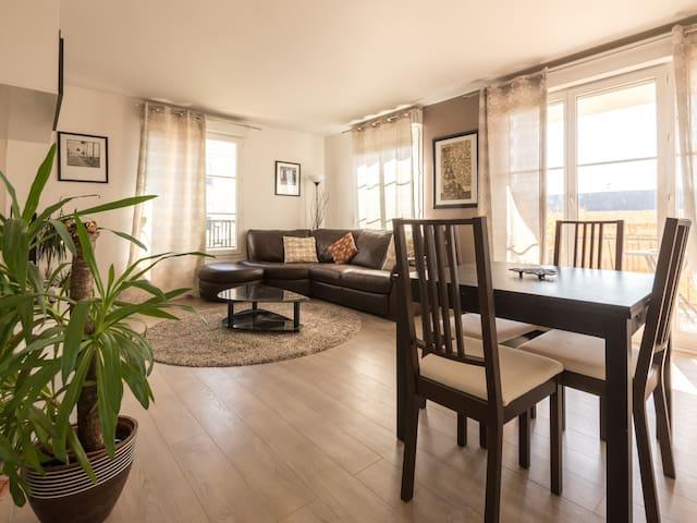 Magnifique chambre dans un appartement récent