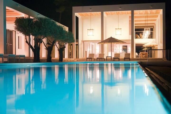 Luxury Ibiza - Villa Arriba