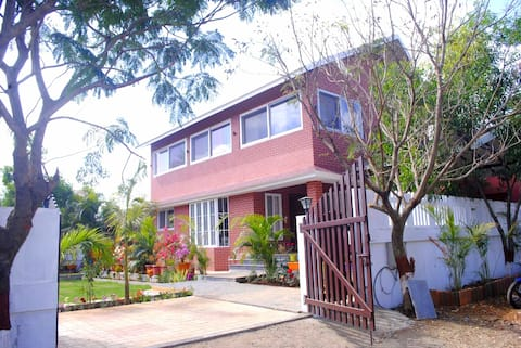 'Nitya' vacation home