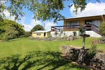 Welcome to Waitomo Big Bird Retreat