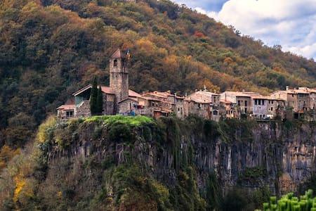 Spectacular Apartment Castellfollit - Castellfollit de la Roca