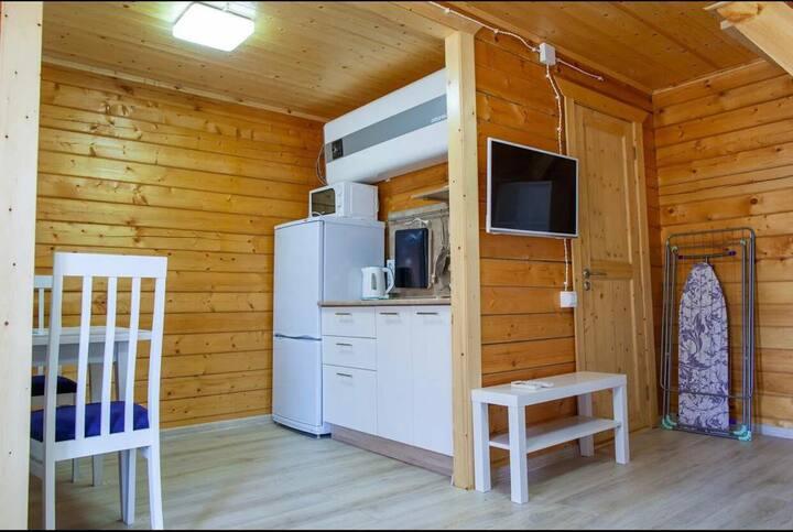 Экологически чистый домик