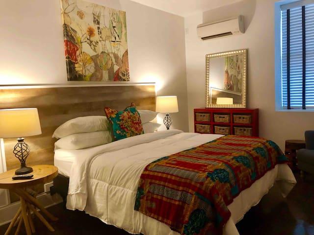 Scenic City Hostel Private Room