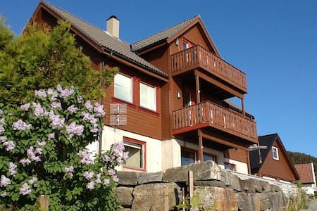 Apartment near sea and Preikestolen - Jørpeland - Appartement