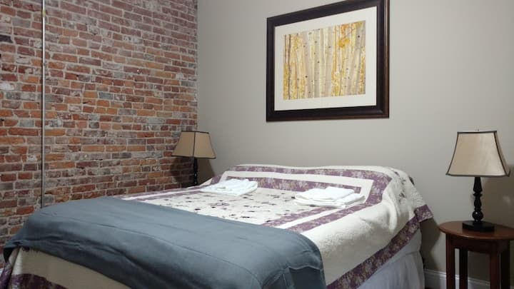 2-BR Apt 1.5 Miles to Downtown, Convention Center