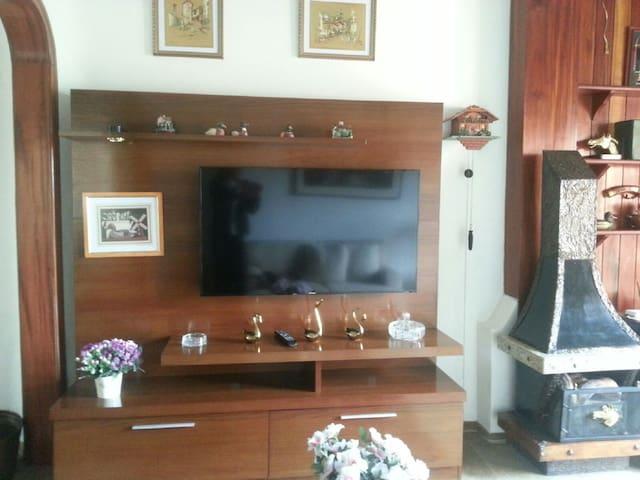 Apartamento no Centro de Capivari - Campos de Jordao - Lägenhet