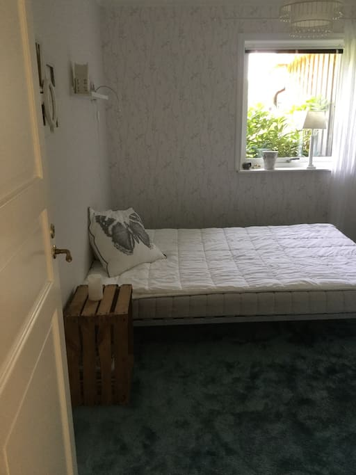 Bedroom 2. Double bed 140x200