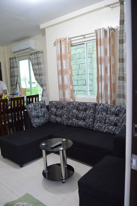 Airconditioned Living room