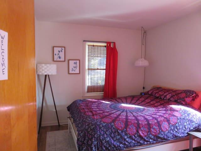 Comfy Room in Btown - Bloomington - House