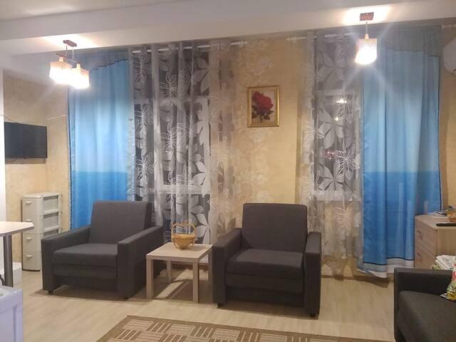 квартира-студия на Таврической