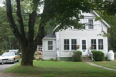 Charming Cottage in New Harbor - Bristol