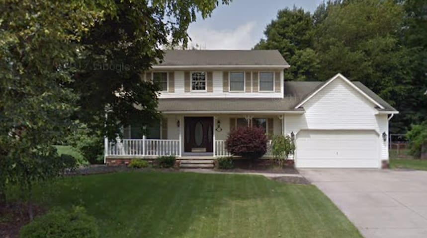 Beautiful Four Bedroom home