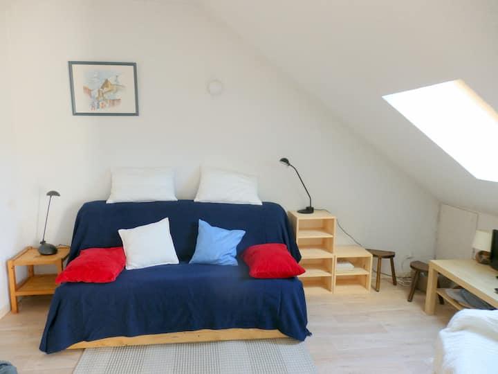 appartement chaleureux à Corrençon en Vercors