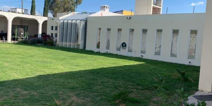 Contemporary home near Haciendas and vineyards