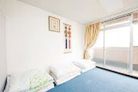 NO.201Domitory 토미토리. 6인실용 - osakashi - Bed & Breakfast
