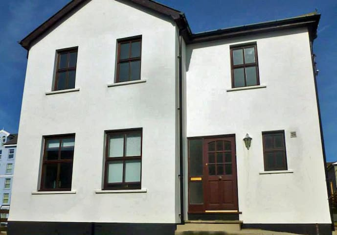 Hill House - Room Creg-ny-baa - Port Erin - Penzion (B&B)
