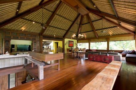 Private river valley villa - Lotus - Ubud