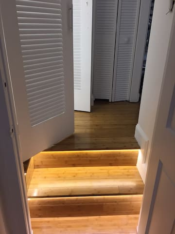 Dimmable Led Indoor Step Lights