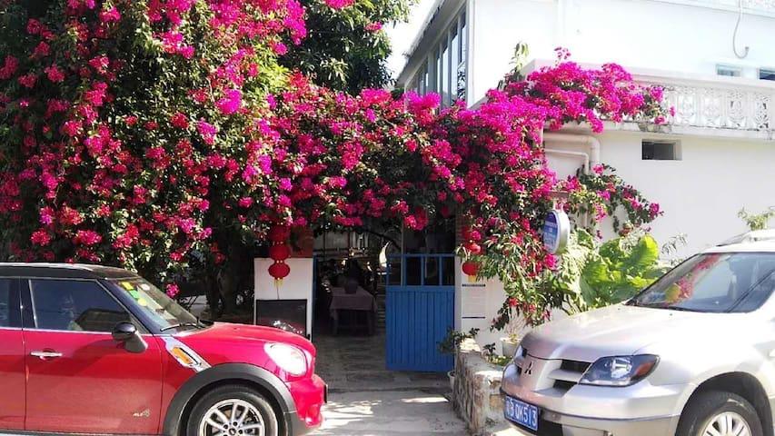 风渡雨渡风沙渡民宿  门前满树繁花  家的温馨 - 深圳市 - Rumah