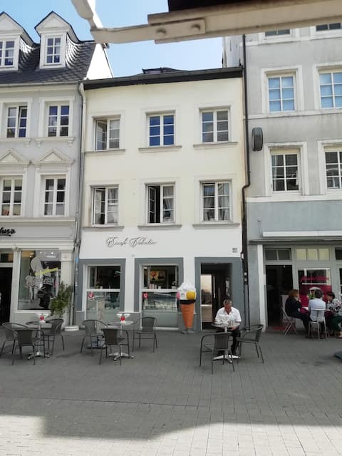 Central and accessible! Cityapartment Trier