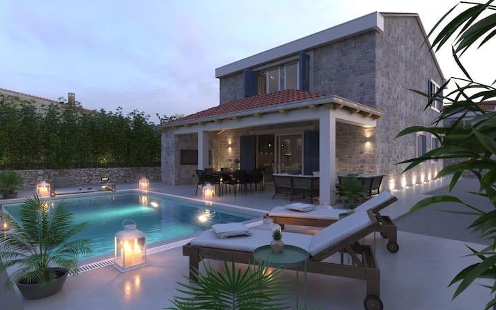 Villa Bisage - Croatia Luxury Rent