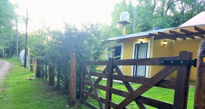 Cabaña en el Trapiche
