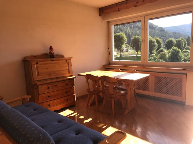 Large Duplex flat in a nice south Tyrol's village