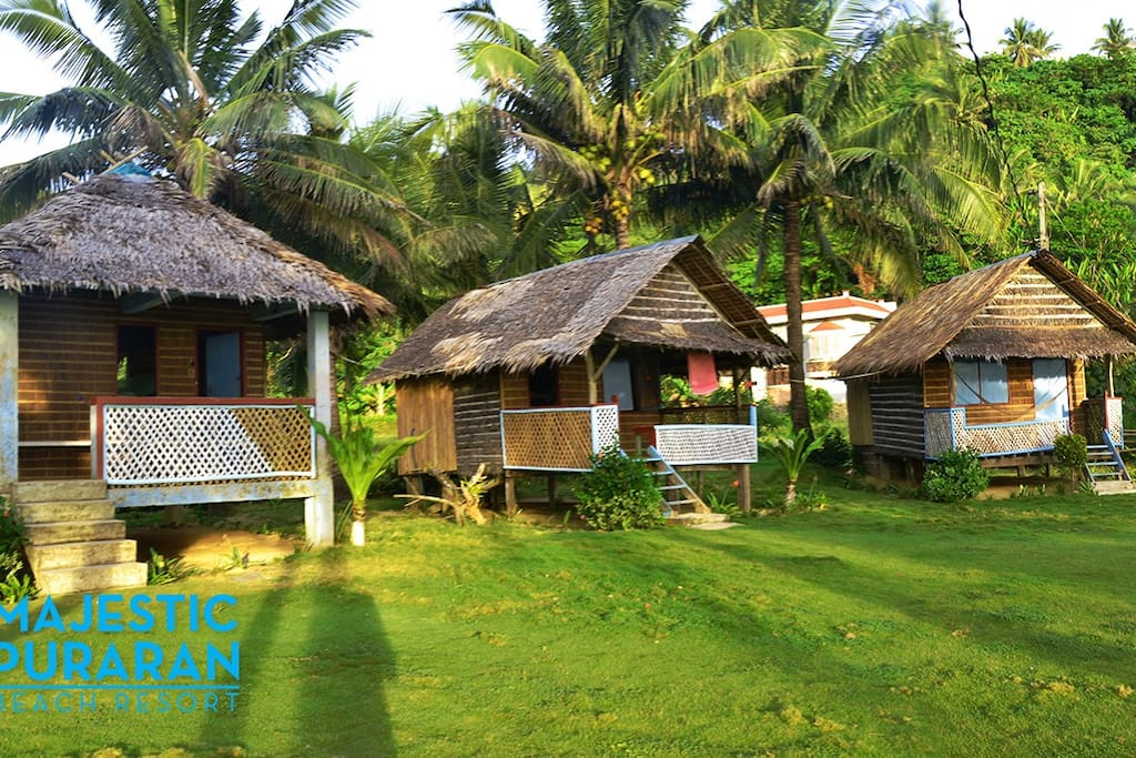 Majestic Puraran Cottages.