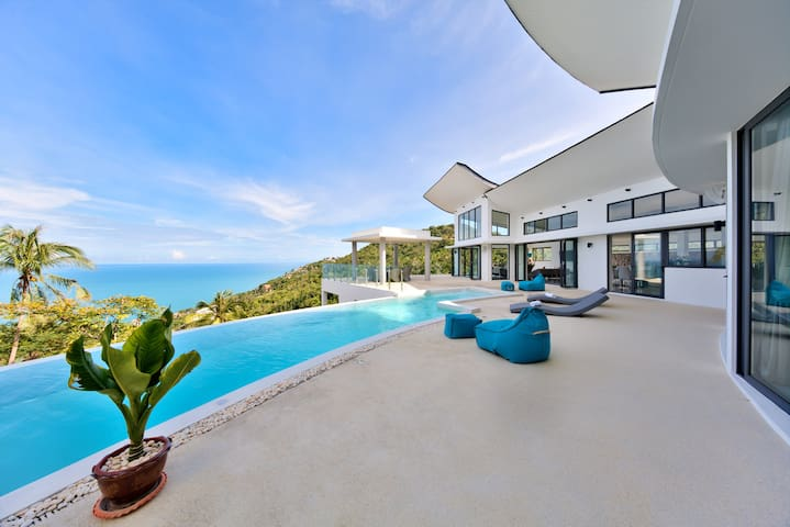 MAGIC VILLA 5* - Ko Samui