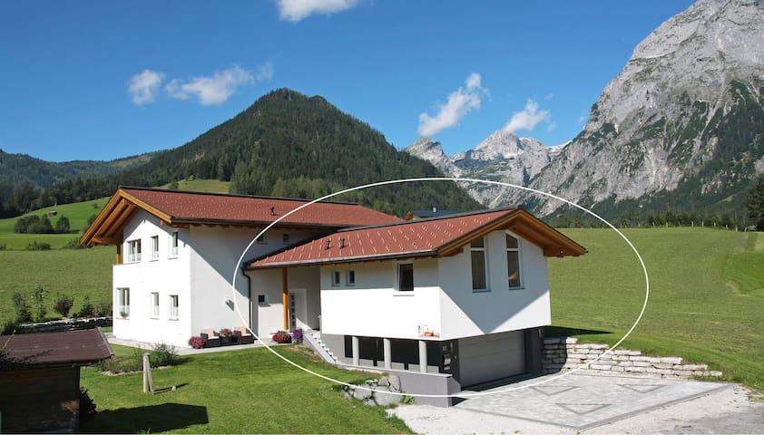 Apartment Tennengebirge - Gemeinde Sankt Martin am Tennengebirge - Apartment