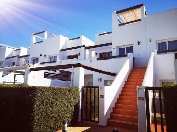 Condado de Alhama Murcia Jardin 13 apartment 1506