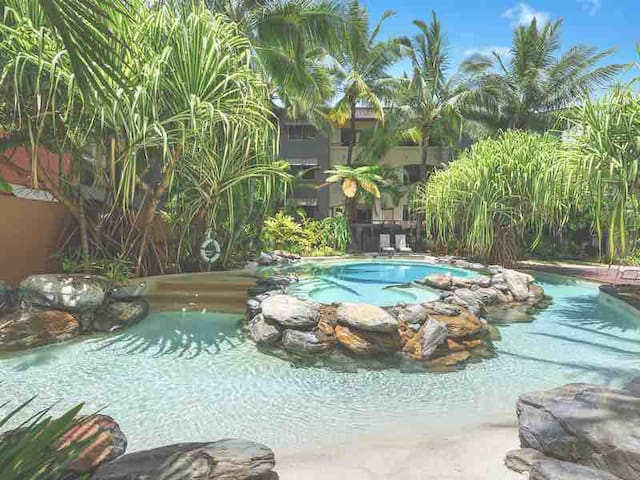 One of the many 9 pools you can enjoy this coming summer