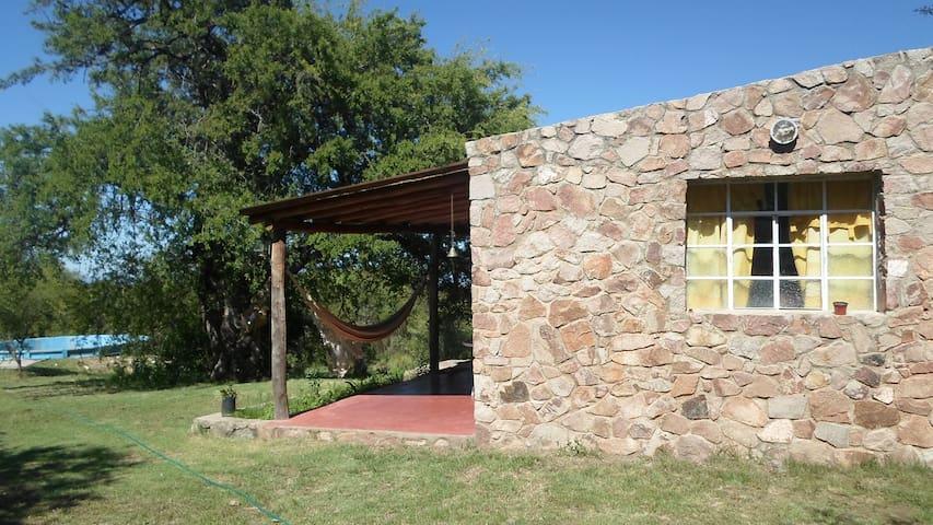 Hermosa casa y el mejor atardecer de Traslasierra - San Javier - House