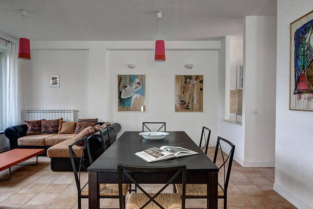 Pranzo soggiorno