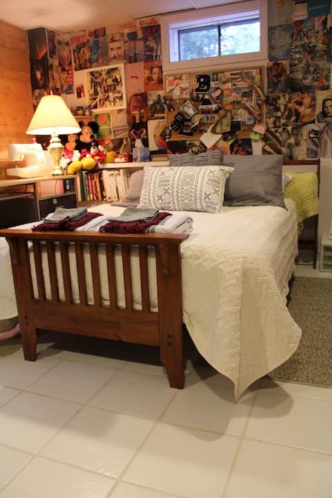 Morgan's room