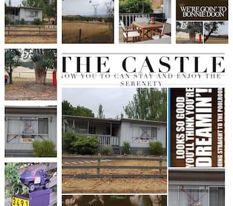 The Castle in Bonnie Doon - Bonnie Doon